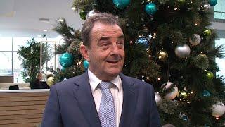 Kersttoespraken Burgemeesters 2015 - Langstraat TV