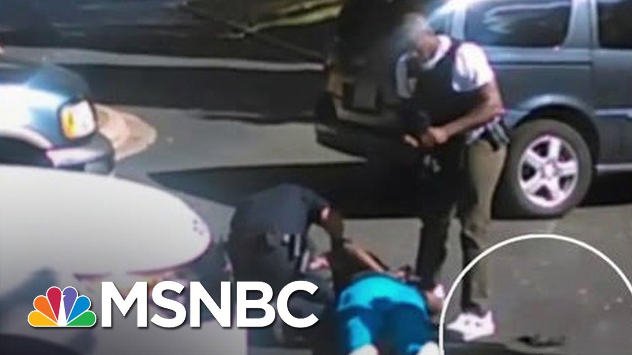 Breaking Down The Charlotte Shooting Video   MSNBC thumbnail
