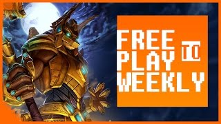 Free To Play Weekly – Hi-Rez Reveals Their New Game! Ep 244