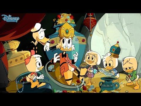 Sky DuckTales: la serie animata in arrivo il 26 novembre