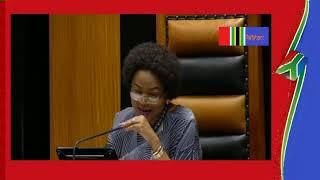 Jacob Zuma Struggles To Answer A Question