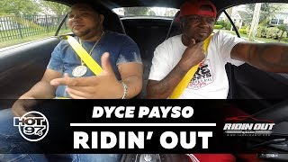 RIDIN OUT Freestyles W/ DJMagic Feat Dyce Payso