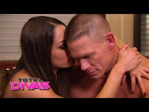 Nikki Bella reveals her secret to John Cena: Total Divas, March 23, 2014