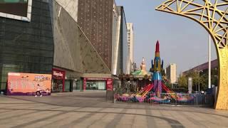 preview picture of video 'Life in China 2018 Wanda Mall, Taizhou, Jiangsu China Part 1'
