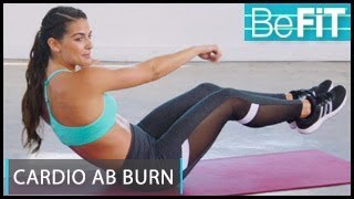 Cardio Ab Burn Workout: BeFiT Trainer Open House- Erika Hammond by BeFiT