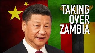 China Is Secretly Taking Over Zambia