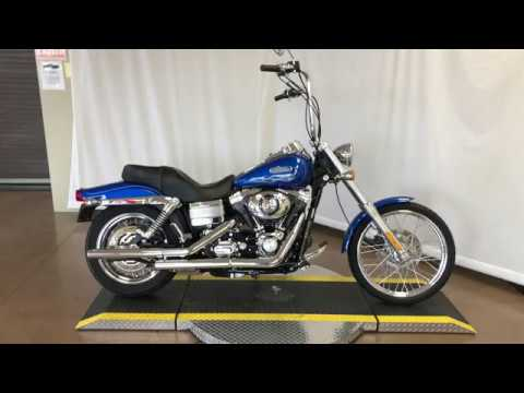 2007 Harley-Davidson® Dyna Wide Glide® FXDWG