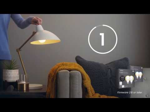 This video on how to reset a Smart Bulb light feels like an SNL sketch