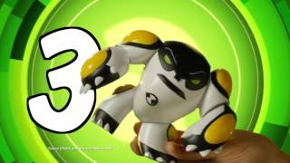 Ben 10 Basic Figures Commercial
