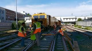 M3 metrófelújítás - Déli szakasz (2020.09.10.)