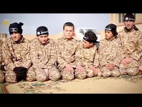 État islamique : Des enfants entraînés pour tuer à Racca