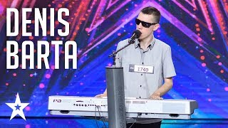 Denis Barta shows everyone there are no limits│Supertalent 2018│Auditions