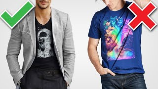 How To Style Graphic Tees? (Wear A T-Shirt And Look Awesome!)