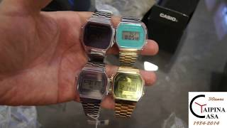 NEW Casio Collection A168