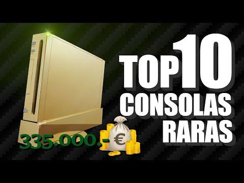 Las 10 Consolas más raras que existen - Leyendas & Videojuegos