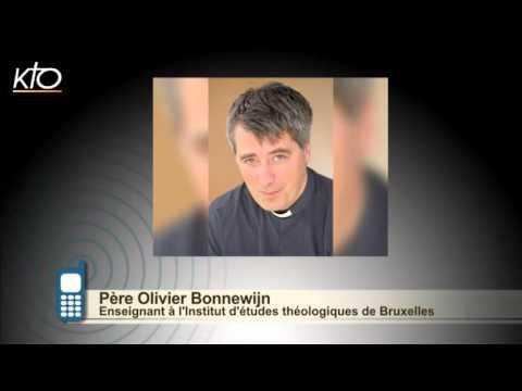 #PrayForBrussels : Père Olivier Bonnewijn