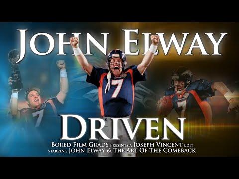 John Elway – Driven