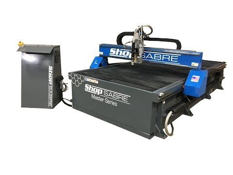 ShopSabre CNC – ShopMaster PRO Series Walk Around Videovideo thumb