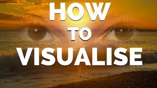 How to Visualize | Opening The Third Eye Visualization Technique | Clairvoyance Meditation