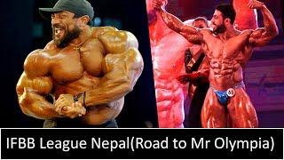 अन्तर्राष्ट्रिय शारीरिक सुगठन प्रतियोगिता नेपालमा