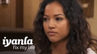 Karrueche Tran On Chris Brown's Attempts to Apologize | Iyanla: Fix My Life | Oprah Winfrey Network