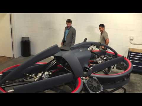AERO X Hover Bike | The Henry Ford's Innovation Nation