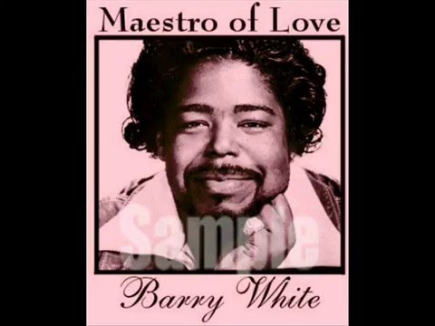 , title : 'Barry White Just the way you are'