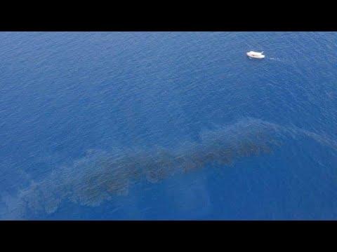 Πετρελαιοκηλίδα «απειλεί» την Κορσική