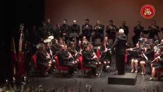 preview picture of video 'Jerusalén - B.M. Santa Cecilia de Sorbas - Pregón Semana Santa Murcia 2015'
