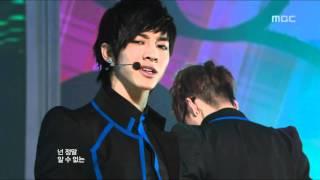 BEAST - Mystery, 비스트 - 미스테리, Music Core 20091219