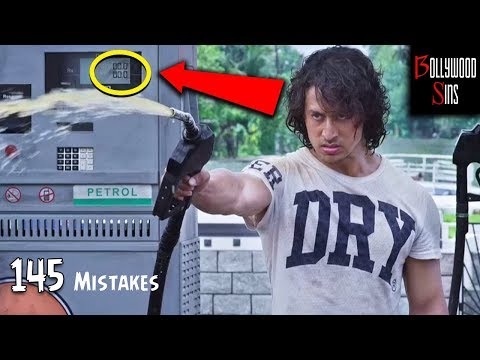 [PWW] Plenty Wrong With BAAGHI Movie (145 MISTAKES) | Bollywood Sins #23