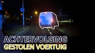 [VIDEO] Politieachtervolging door Aalsmeer