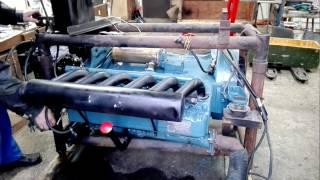Ikarus 256 Engine Raba MAN 2156