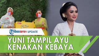 Tampil Ayu Pakai Kebaya Putih, Yuni Shara Ucap Hari Kartini dan Pesan untuk Wanita Hebat Indonesia