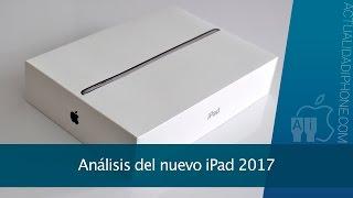 Análisis del nuevo iPad 2017: potencia y precio nunca estuvieron tan equilibrados - dooclip.me
