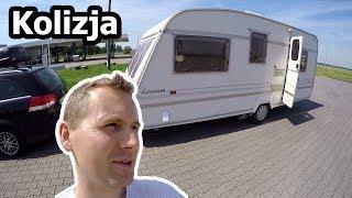 Zahaczyłem Przyczepą Kempingową o Inny Samochód (Vlog #78)