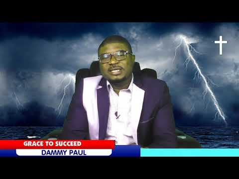 GRACE TO SUCCEED WITH DAMMY PAUL