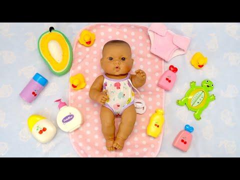 КАК МАМА Мыла Бьянку в Ванне и Укладывала Спать Мультики для детей Куклы Пупсики 108мама тв видео