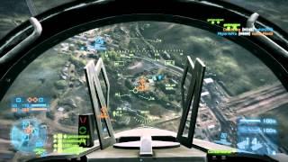 BF3 - Flying vs #1 Pilot in the World!
