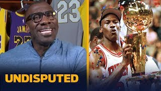 Last night on ESPN Michael Jordan's new documentary 'The Last Dance' premiered which highlights MJ's final season with the Chicago Bulls. Hear Shannon Sharpe and Skip Bayless give their first impressions of the documentary and some of their biggest takeaways.  #Undisputed #NBA #MichaelJordan #Bulls #TheLastDance  SUBSCRIBE to get the latest UNDISPUTED content: http://foxs.pt/SubscribeUNDISPUTED Listen to UNDISPUTED on Spotify: https://foxs.pt/UNDISPUTEDSpotify  ▶Watch our latest NFL content: http://foxs.pt/NFLonUNDISPUTED ▶Watch our latest NBA content: http://foxs.pt/NBAonUNDISPUTED ▶Watch our latest MLB content: http://foxs.pt/MLBonUNDISPUTED  ▶First Things First's YouTube channel: http://foxs.pt/SubscribeFIRSTTHINGSFIRST ▶The Herd with Colin Cowherd's YouTube channel: http://foxs.pt/SubscribeTHEHERD ▶Speak for Yourself's YouTube channel: http://foxs.pt/SubscribeSPEAKFORYOURSELF ▶Fair Game with Kristine Leahy's YouTube channel: http://foxs.pt/SubscribeFAIRGAME  See more from UNDISPUTED: http://foxs.pt/UNDISPUTEDFoxSports Like UNDISPUTED on Facebook: http://foxs.pt/UNDISPUTEDFacebook Follow UNDISPUTED on Twitter: http://foxs.pt/UNDISPUTEDTwitter Follow UNDISPUTED on Instagram: http://foxs.pt/UNDISPUTEDInstagram  Follow Skip Bayless on Twitter: http://foxs.pt/SkipBaylessTwitter Follow Shannon Sharpe on Twitter: http://foxs.pt/ShannonSharpeTwitter  About Skip and Shannon: UNDISPUTED: UNDISPUTED is a daily two-and-a-half hour sports debate show starring Skip Bayless and Shannon Sharpe. Every day, Skip and Shannon will give their unfiltered, incisive, passionate opinions on the biggest sports topics of the day.  Skip and Shannon react to Episode 1 & 2 of Michael Jordan's doc 'The Last Dance' | NBA | UNDISPUTED https://youtu.be/1BPleso-jqE  Skip and Shannon: UNDISPUTED https://www.youtube.com/c/UndisputedOnFS1