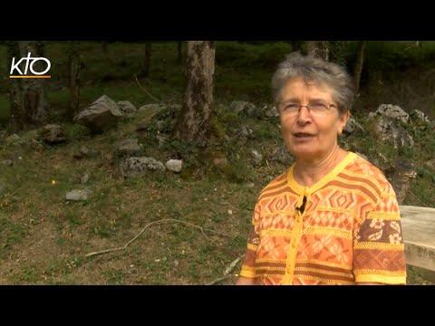 Soeur Geneviève, Religieuse xavière missionnaire du Christ Jésus
