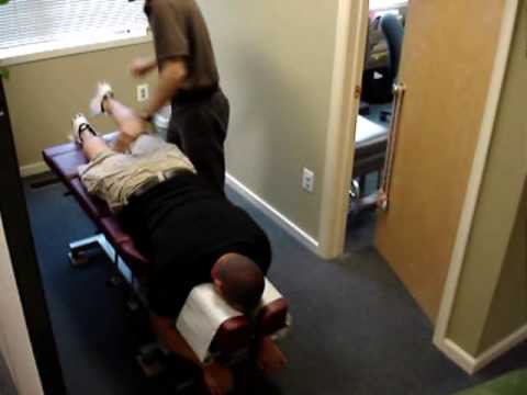 Chiropractic Adjustment - www.drbagnell.com