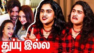 வாழ்க்கையில் ரொம்ப அழுத நாள் :  Vanitha Vijaykumar Interview | Arun Vijay, Bigg Boss Tamil