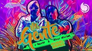 J Balvin & Willy William   Mi Gente (Hugel Remix)