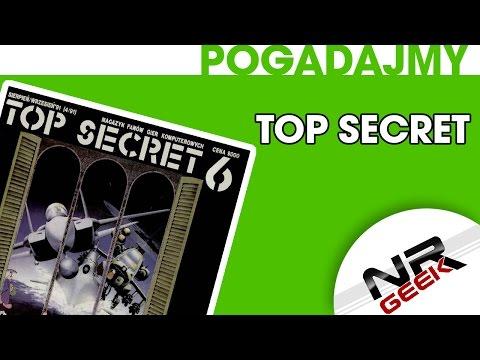 Pogadajmy #14 - Top Secret czyli Ściśle Tajne