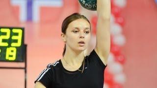 Open European Kettlebell Lifting Championship 2012, Belgorod, Russia - Women's Snatch