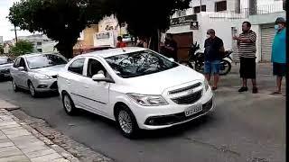 """Despedida de Jean, filho de """"Lula Mijão"""""""