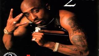 2Pac - I Ain't Mad At Cha [All Eyez On Me]