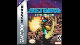 Metroid: Zero Mission Music - Space Pirate Mother Ship
