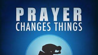 The Acceptable Prayer Life